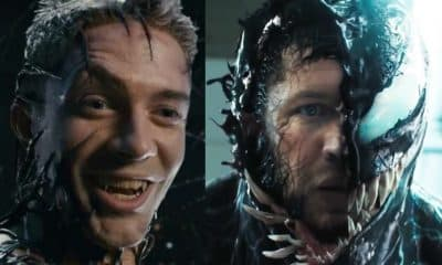 Venom Tom Hardy Topher Grace