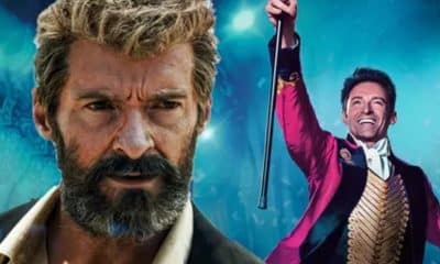 Wolverine The Greatest Showman Hugh Jackman Logan