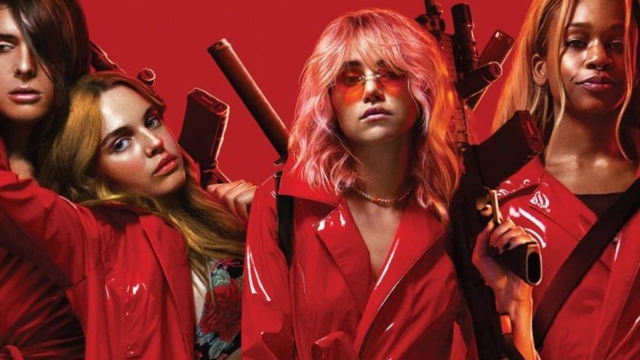 'Assassination Nation' Review: Highly-Stlyized and Thoughtful Genre Flick
