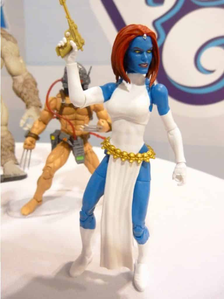 Hasbro Marvel Legends Mystique Classic