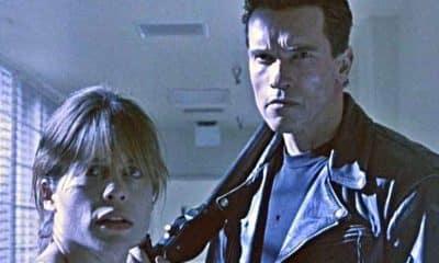 Terminator 6 Arnold Schwarzenegger Linda Hamilton