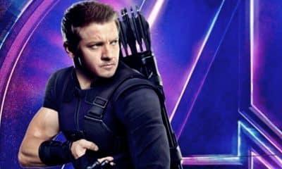 Avengers 4 Hawkeye Jeremy Renner
