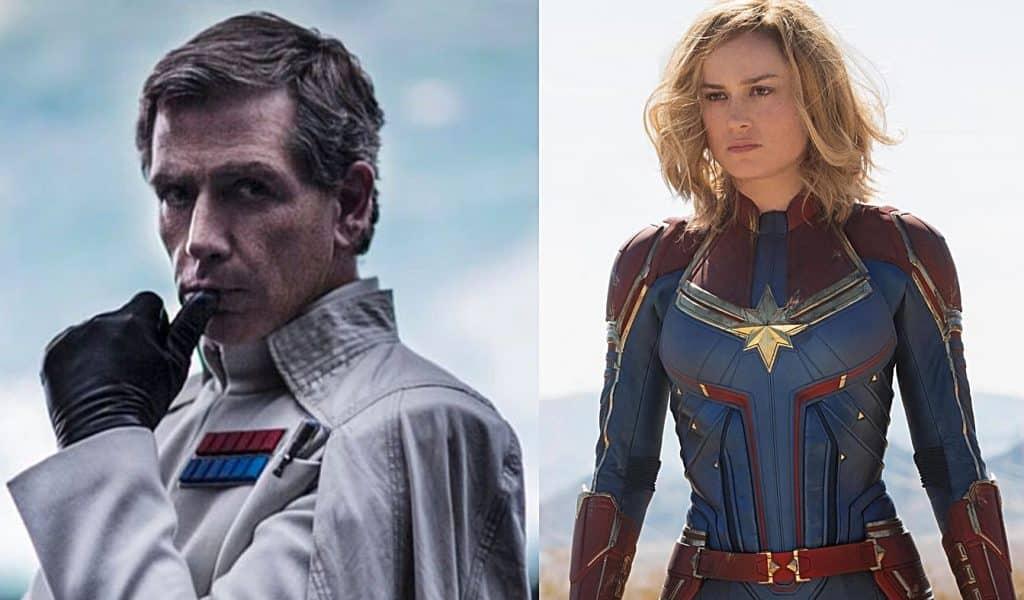 Ben Mendelsohn Captain Marvel