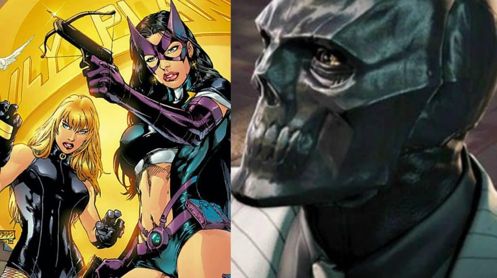 Birds Of Prey Casts Huntress And Black Canary 2 Actors Rumored For Black Mask