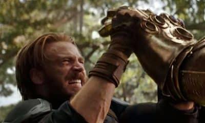 Captain America Infinity War Avengers 4