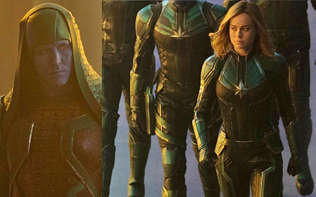 Captain Marvel Ronan The Accuser