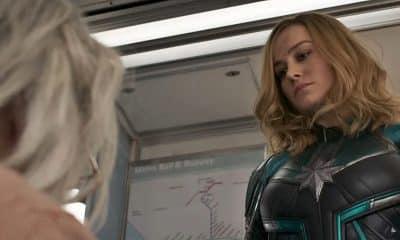 Captain Marvel Trailer Reaction