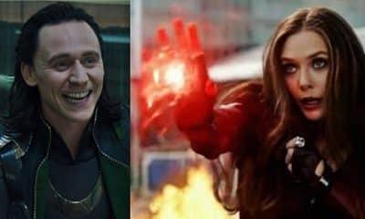 Disney Marvel Loki Scarlet Witch TV Series