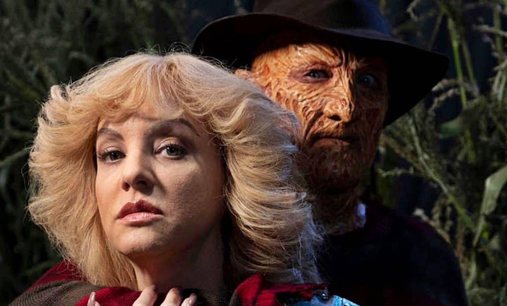 Freddy Krueger The Goldbergs Robert Englund