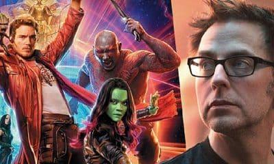 Guardians of the Galaxy 3 James Gunn