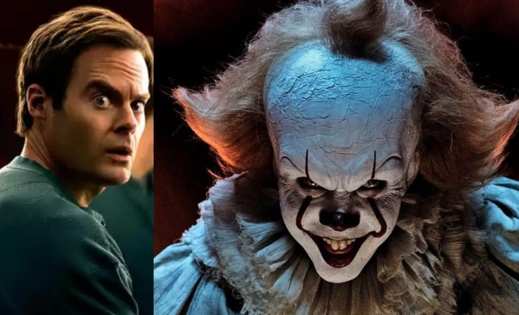 IT: Chapter 2 Bill Hader Pennywise