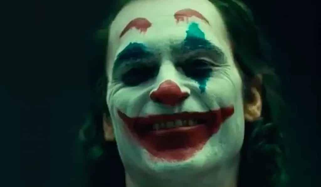 Joaquin Phoenix Joker Makeup Test Footage
