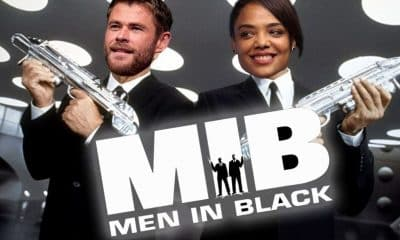Men In Black 4 Chris Hemsworth Tessa Thompson