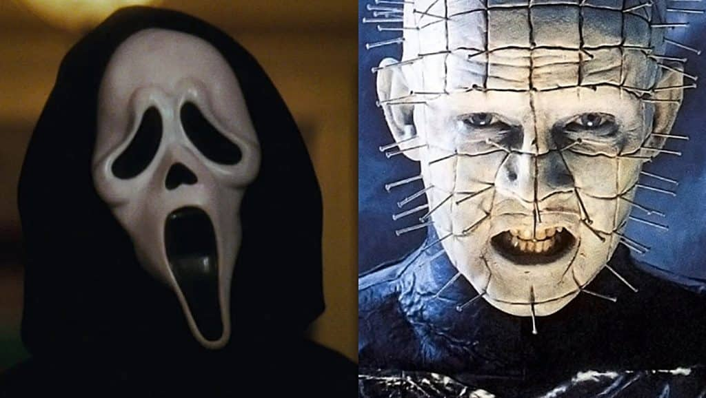 Miramax Scream Hellraiser