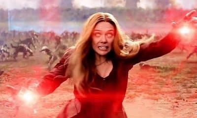 Scarlet Witch MCU