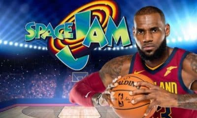 Space Jam 2 LeBron James
