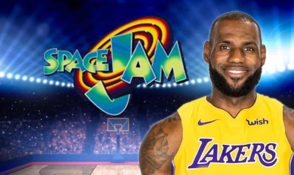 Space Jam LeBron James