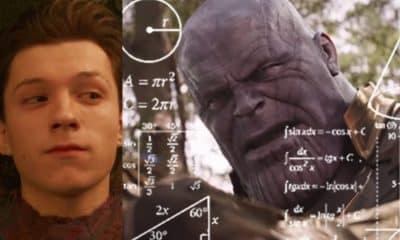 Spider-Man: Far From Home Avengers: Infinity War