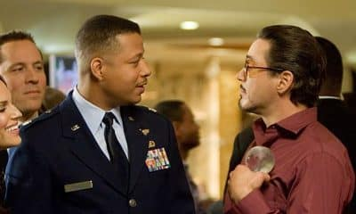 Terrence Howard MCU Iron Man