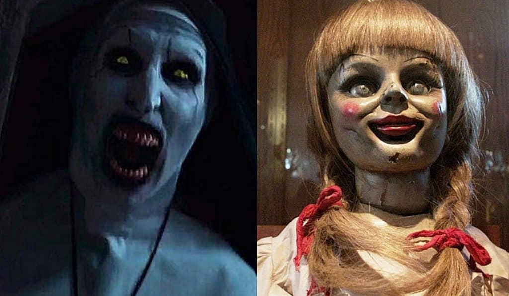 things you missed in the conjuring universe that set up 'the nun'