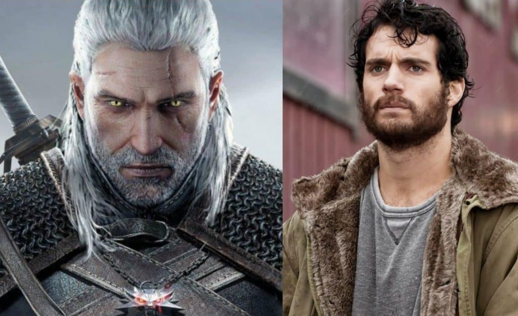Henry Cavill Cast As Geralt Of Rivia In Netflix S The