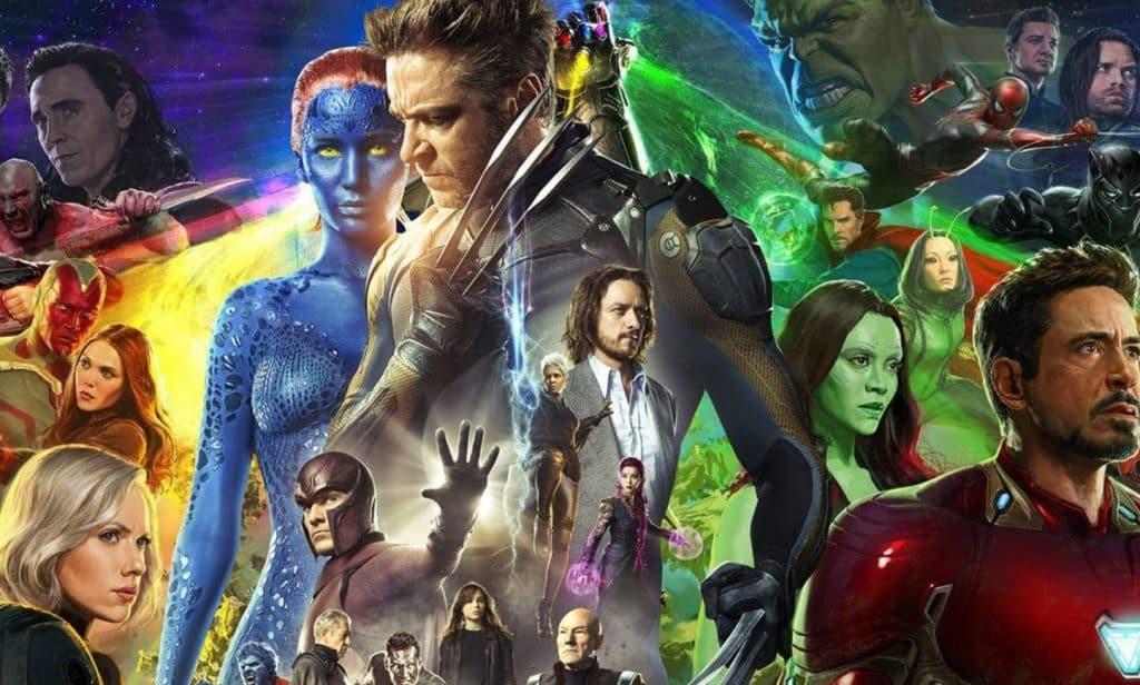 X-Men MCU Disney