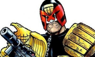 Carlos Ezquerra Judge Dredd 2000 AD