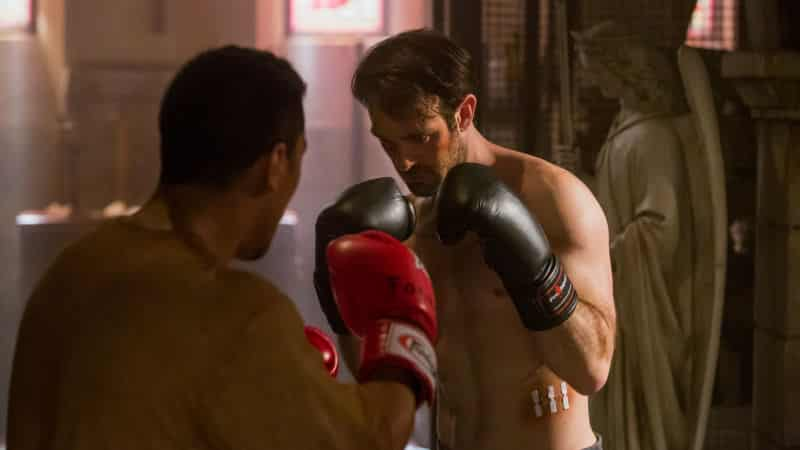 Matt Murdock Boxing