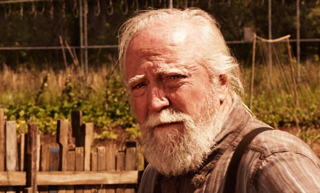 Scott Wilson The Walking Dead