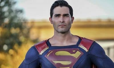 Superman Tyler Hoechlin CW
