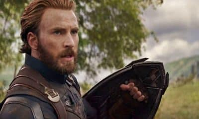 Avengers 4 Chris Evans Captain America