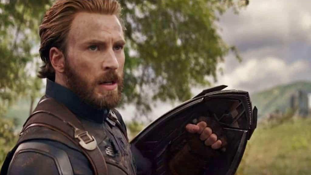 Avengers 4 Chris Evans Captain America