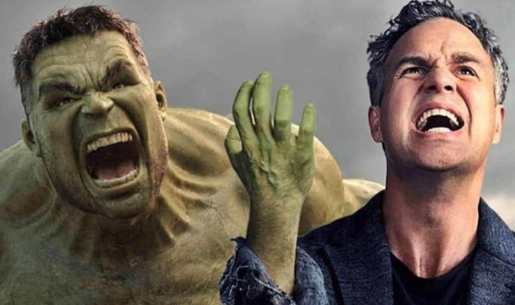 Avengers 4 Hulk Mark Ruffalo