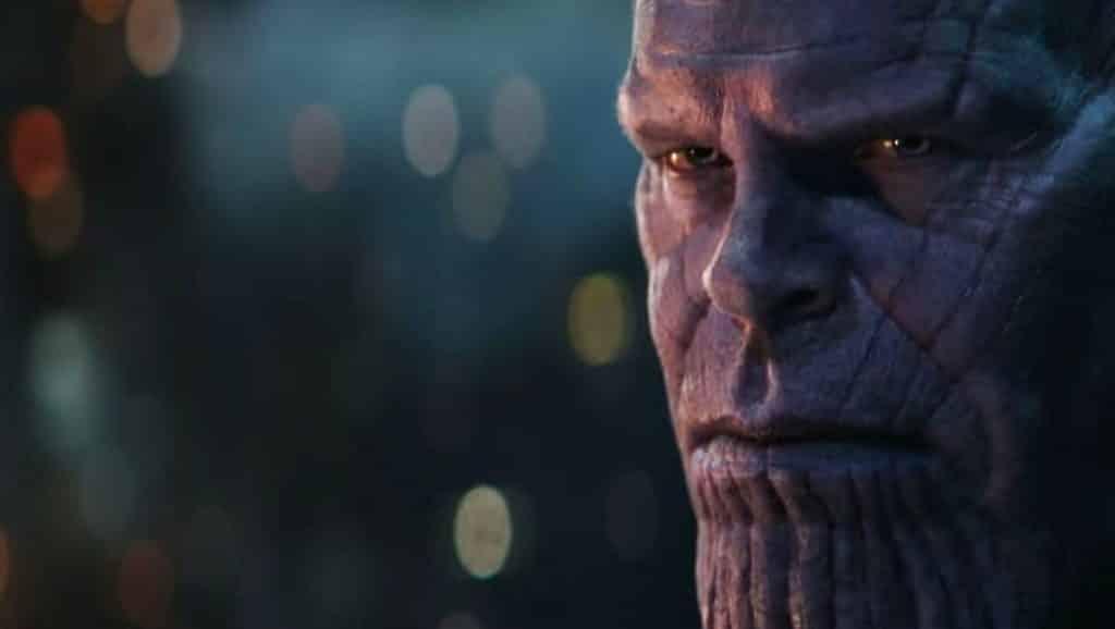 Avengers 4 Thanos MCU