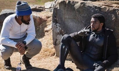 Black Panther 2 Ryan Coogler