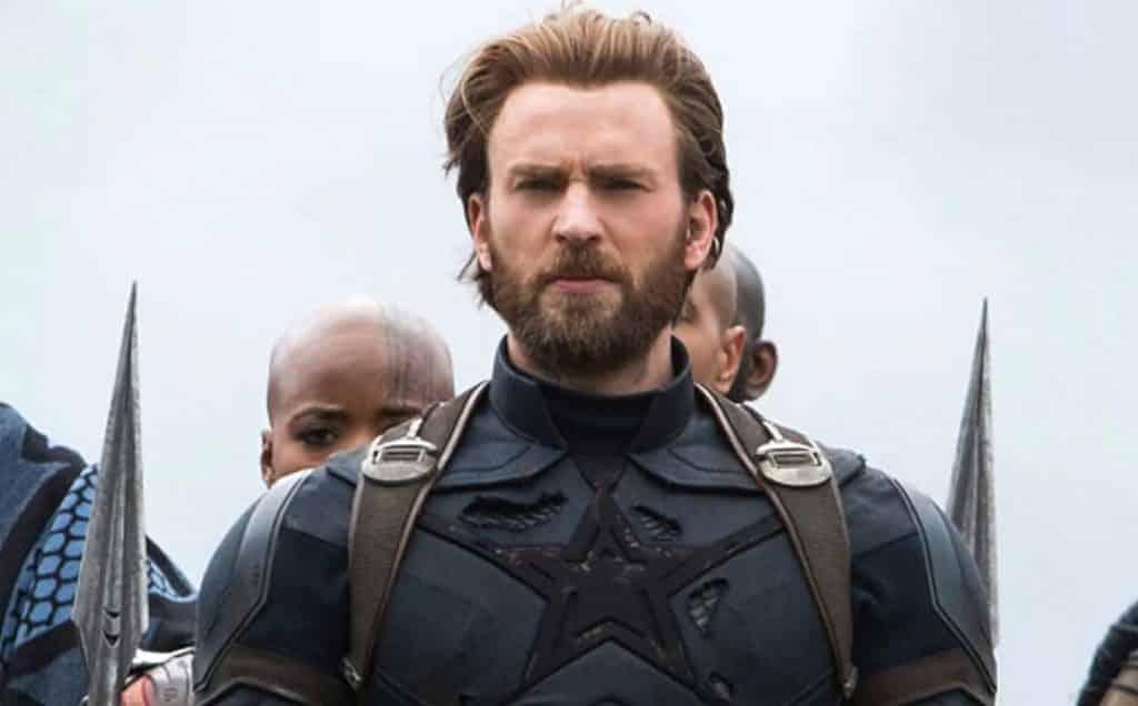 Resultado de imagen para chris evans captain america