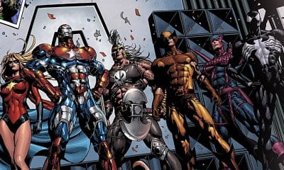 Dark Avengers Marvel