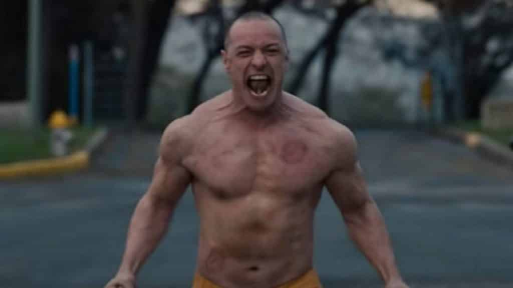 Glass Movie James McAvoy