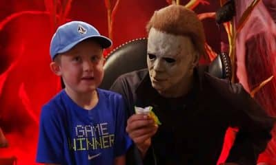 Halloween Movie Michael Myers Jimmy Kimmel Live