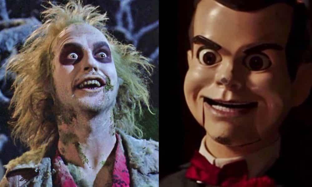 Halloween Scary Movies Goosebumps Beetlejuice