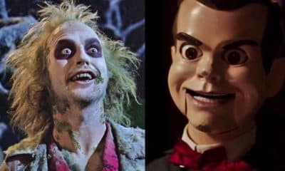Halloween Scary Movies Goosebumps Beetlejuice