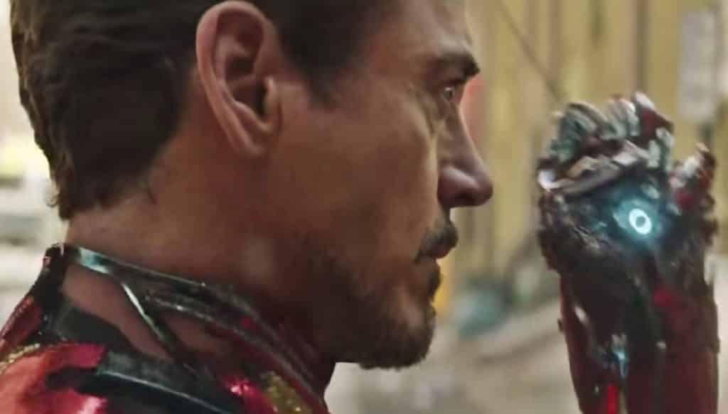 Iron Man Avengers 4
