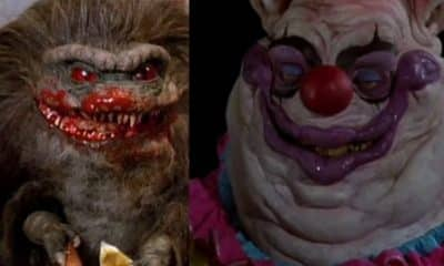 Killer Clowns From Outer Space Critters SyFy Movies