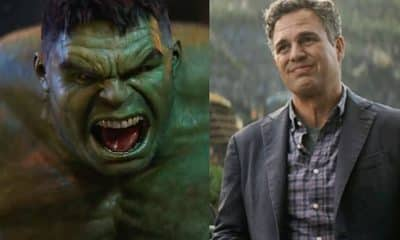 Mark Ruffalo Hulk MCU Marvel