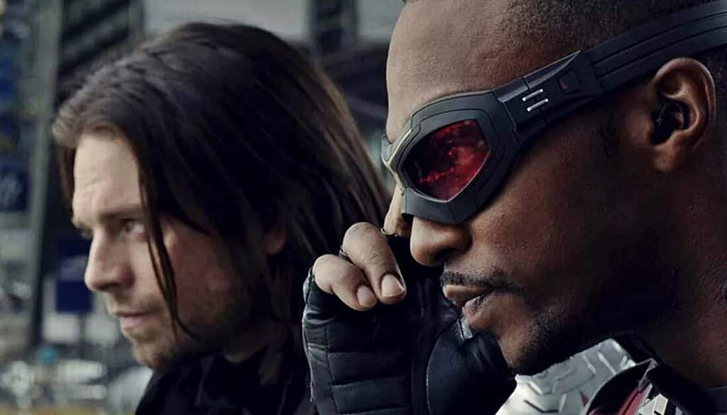 Marvel Falcon Winter Soldier