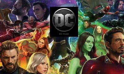 MCU DC Films
