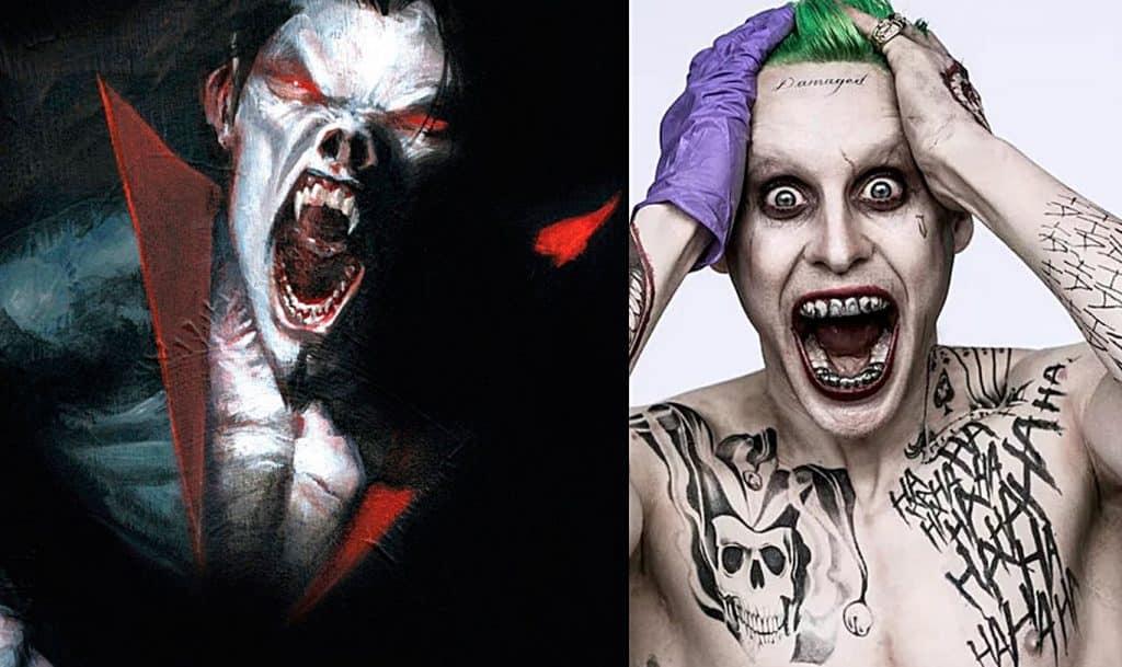 Morbius Movie Jared Leto