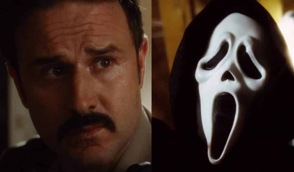 Scream 5 David Arquette