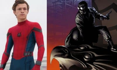 Spider-Man: Far From Home Black Suit
