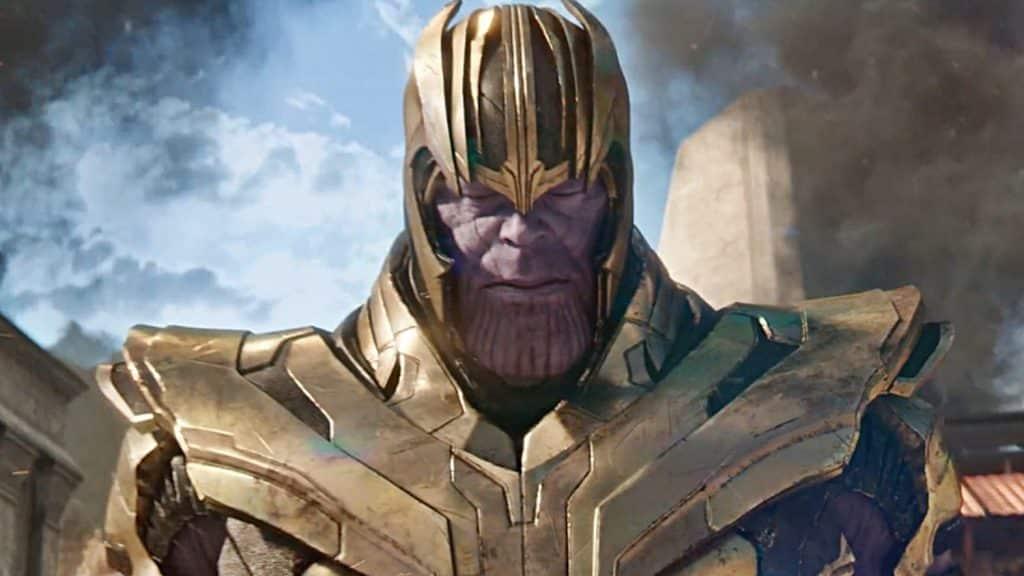 Thanos Avengers 4
